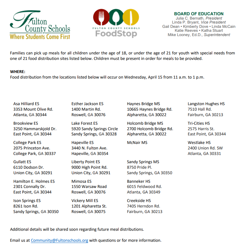 FCS FoodStops